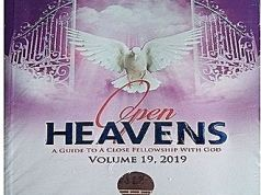 Open Heaven June 25 2019
