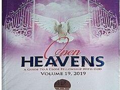 Open Heaven June 25 2019
