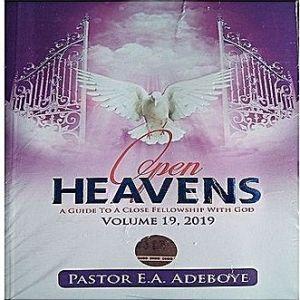 Open Heaven 13 August 2019