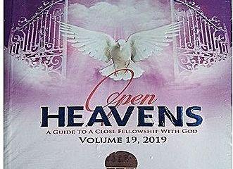 Open Heaven 19th June 2019