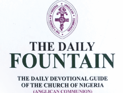 Anglican Daily Fountain Devotional 15th November 2020, Anglican Daily Fountain Devotional 15th November 2020 – Sons Of Light And Sons Of The Day, Premium News24