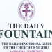 Anglican Daily Fountain Devotional 22 September 2021 Tuesday Message