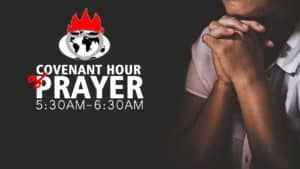 Winners' Chapel Live Service 14 May 2021 Covenant Hour of Prayer