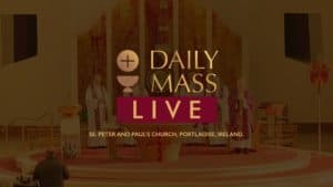 Catholic Live Daily Mass 13 May 2021 St Peter & Paul's Church Ireland