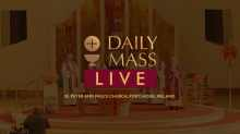 Live Mass 4th March 2021 By St Peter & Paul's Church Ireland