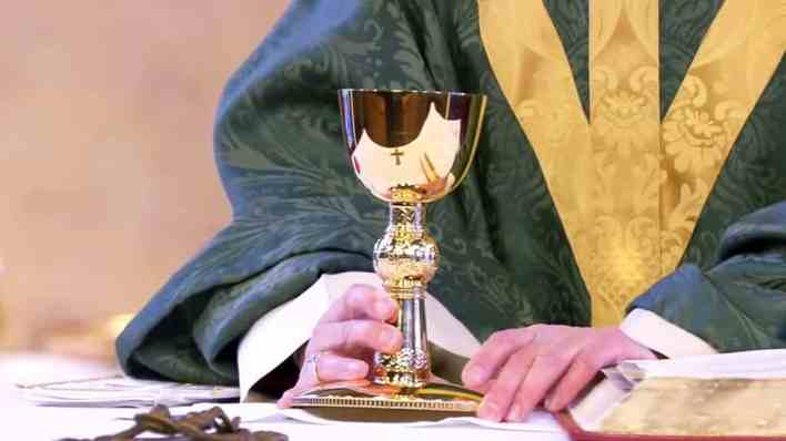 Catholic Mass Today Thursday 25th February 2021 Daily Mass Online