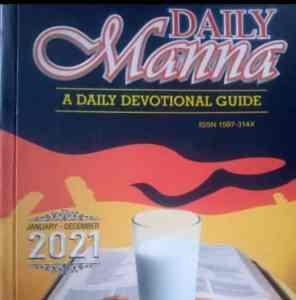 DCLM Daily Manna 14 September 2021