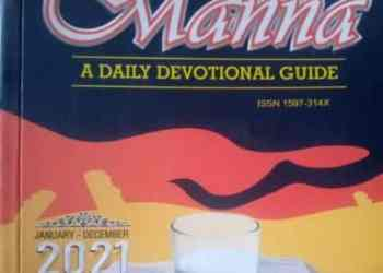 DCLM Daily Manna 22 September 2021