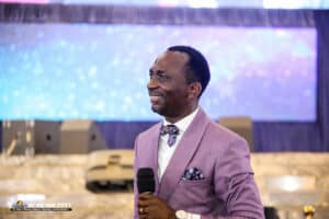 Your Praise And Your Health by Dr Paul Enenche