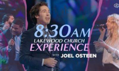 Joel Osteen Sunday Live Service 2 May 2021 At Lakewood Church