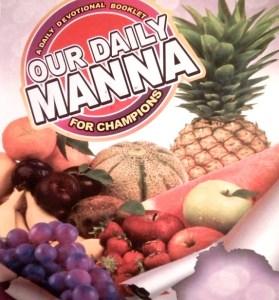Our Daily Manna 14 September 2021 ODM Devotional