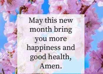 50 Happy New Month Messages and Prayers for September 2021