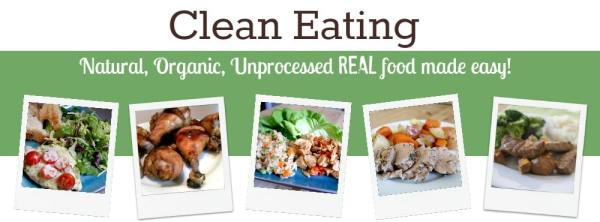 clean eating with pics