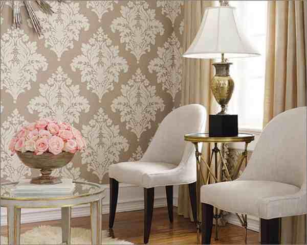 Как подобрать цвет обоев в зал спальню гостиную на