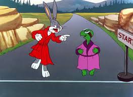 bugs bunny and the looney tunes