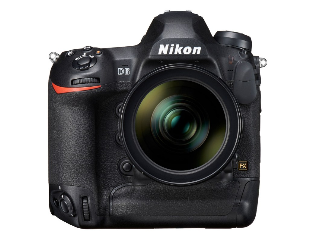 The New Nikon D6