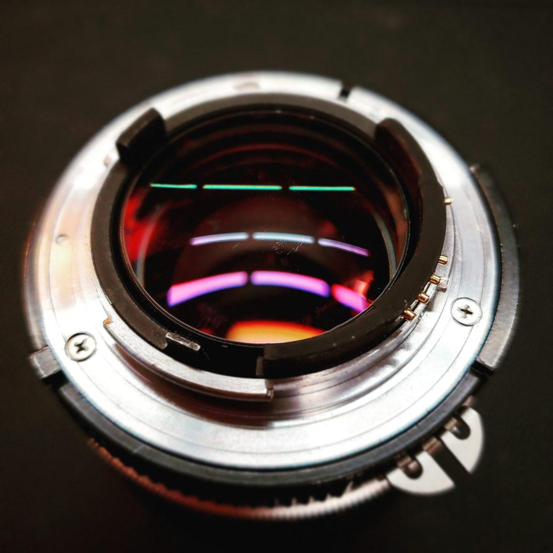 Nikon 105mm 2.5