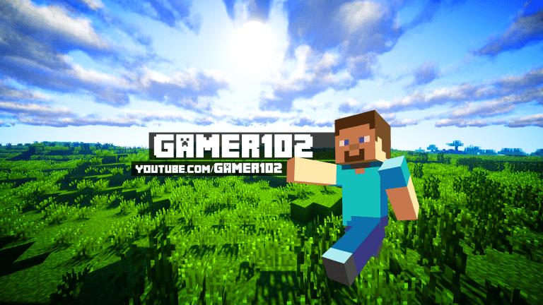 Minecraft Vol. 2 Banner