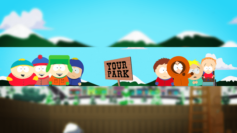 South Park Banner