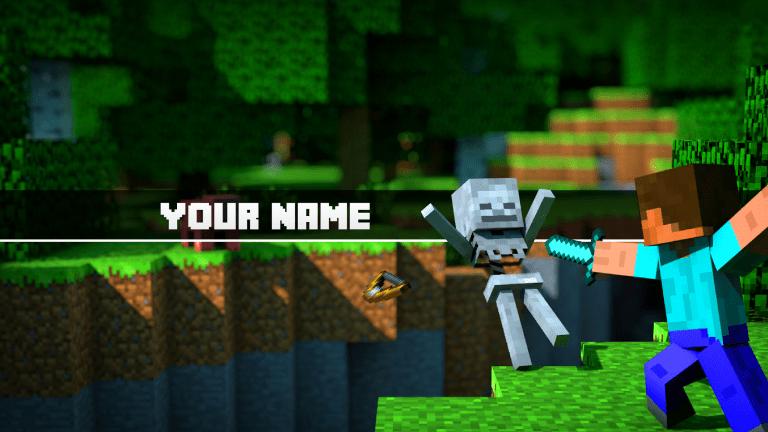 Minecrafter The Third Banner
