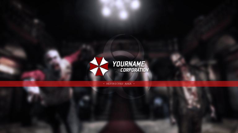 Resident Evil Banner