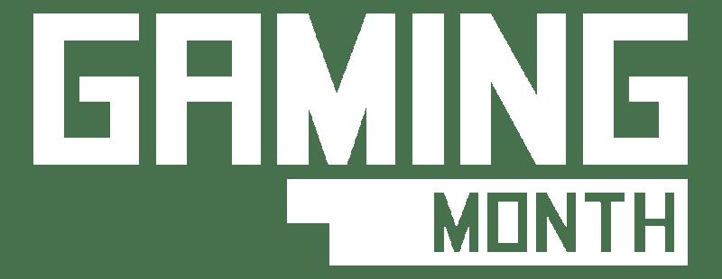 Gaming Month Logo