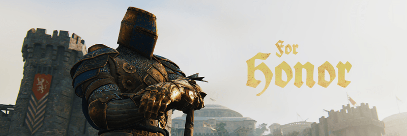 For Honor Twitter Cover