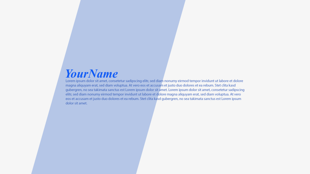 Paragraph YouTube Banner
