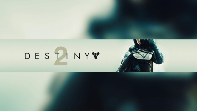 Destiny 2 Banner