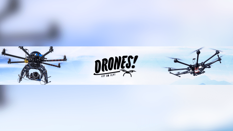 Drone Banner