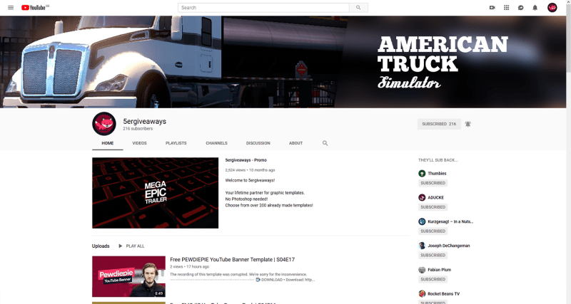 ATS Banner Example