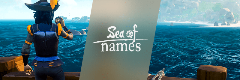 Sea of Thieves Twitter Cover