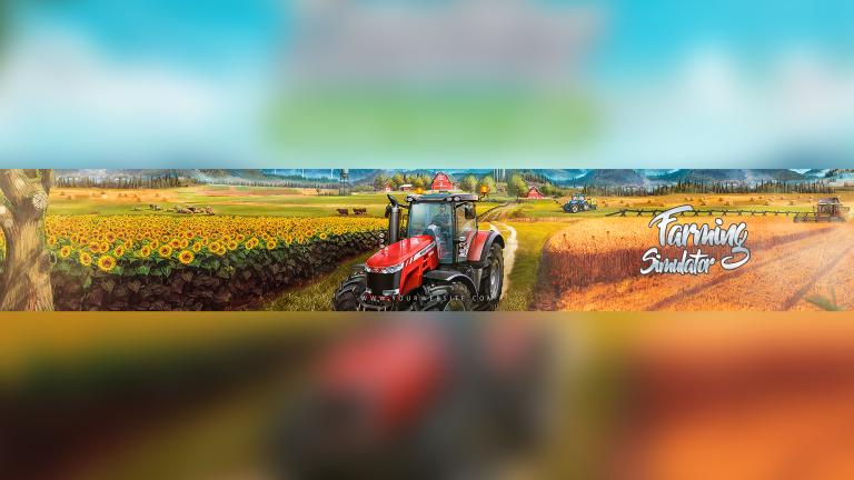 Farming Simulator Banner