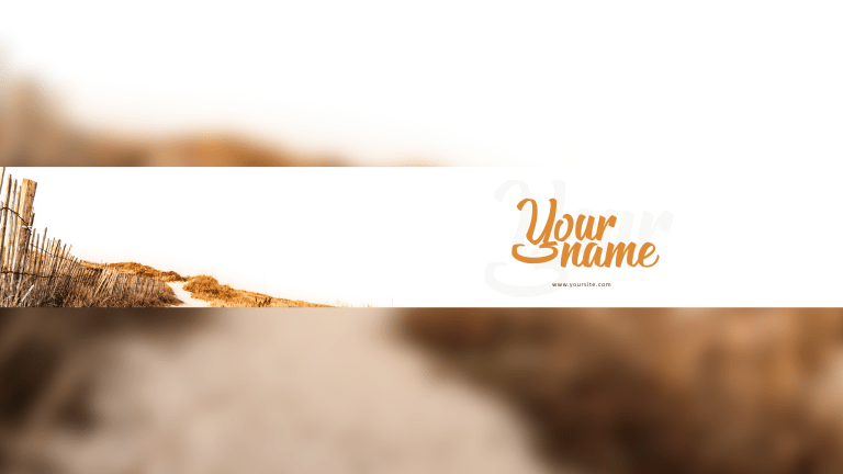 Toursim YouTube Banner