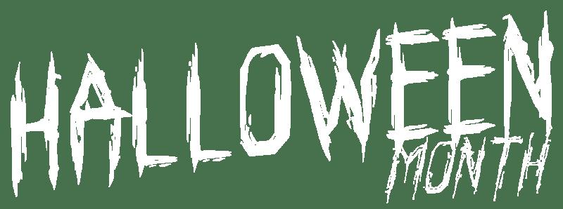 Halloween Month Logo