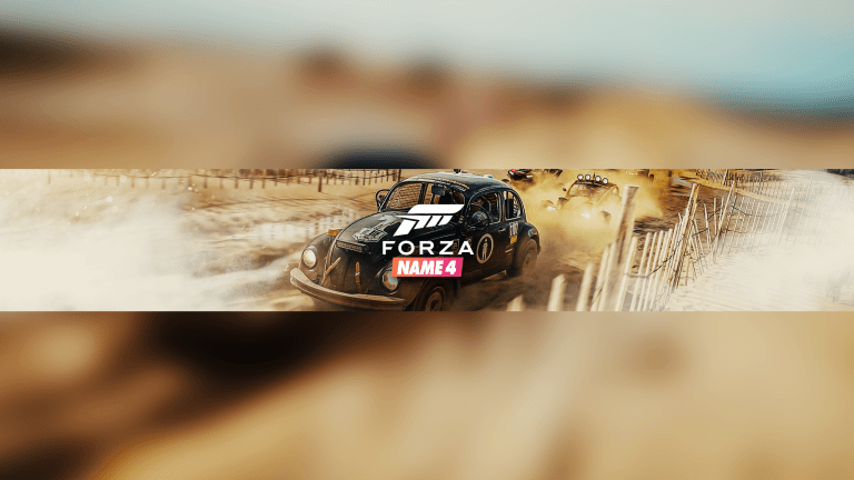 Forza 4 Banner