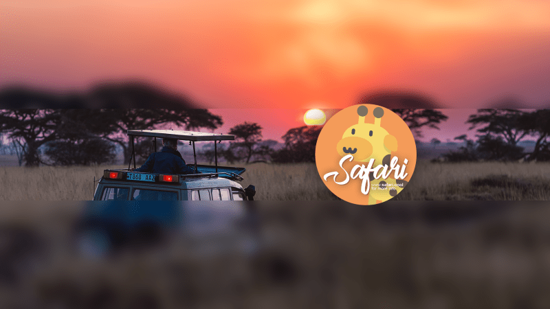 Safari Banner