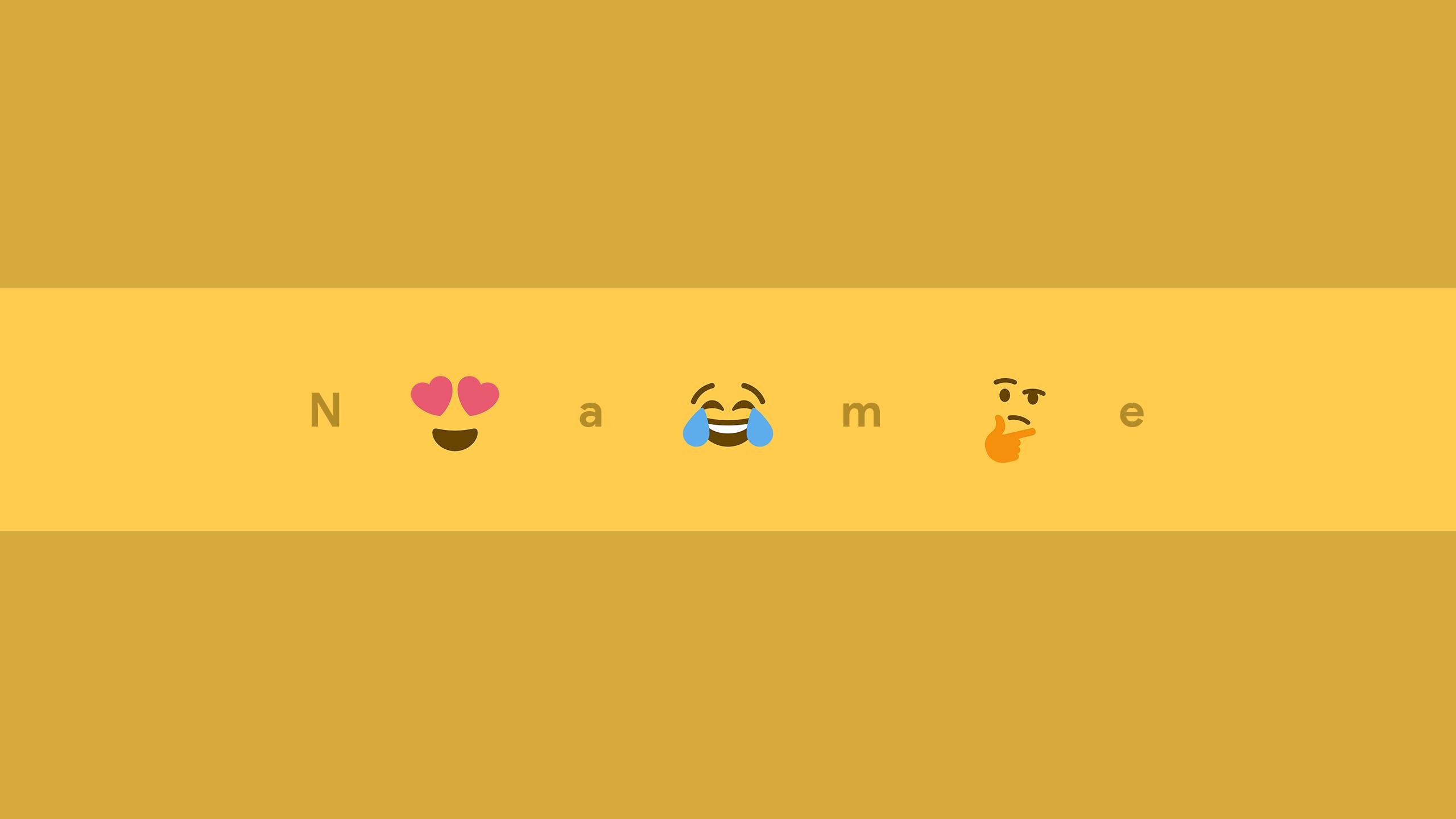Emojis Banner