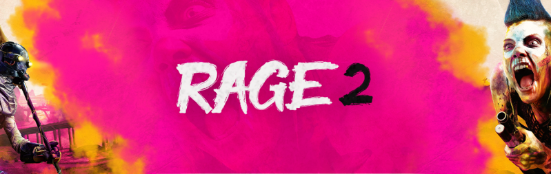 Rage 2 Twitch Cover