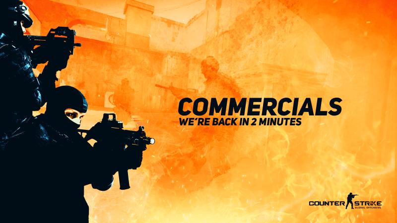 CSGO Commercials