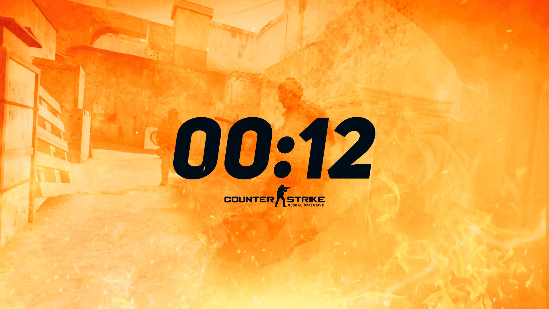 CS:GO Countdown
