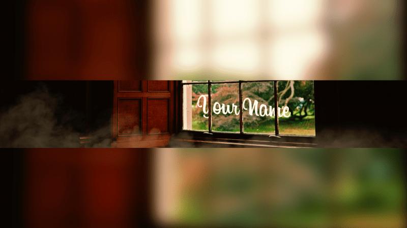 Window Banner