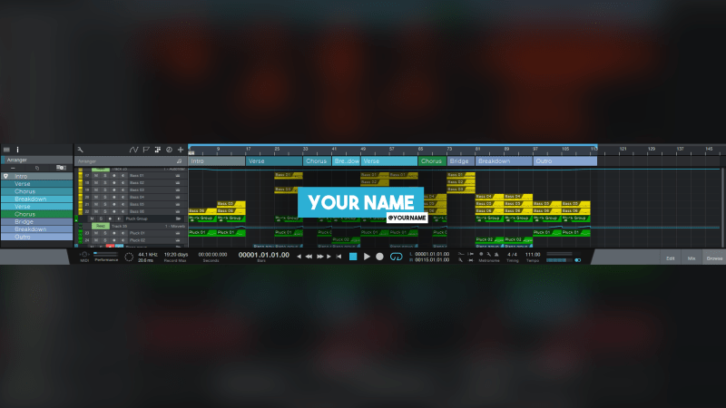 Audio Editing Banner