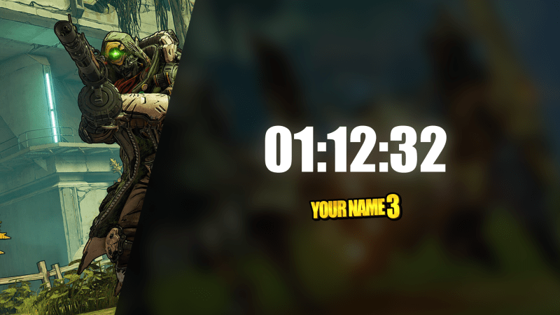 Borderlands 3 Countdown