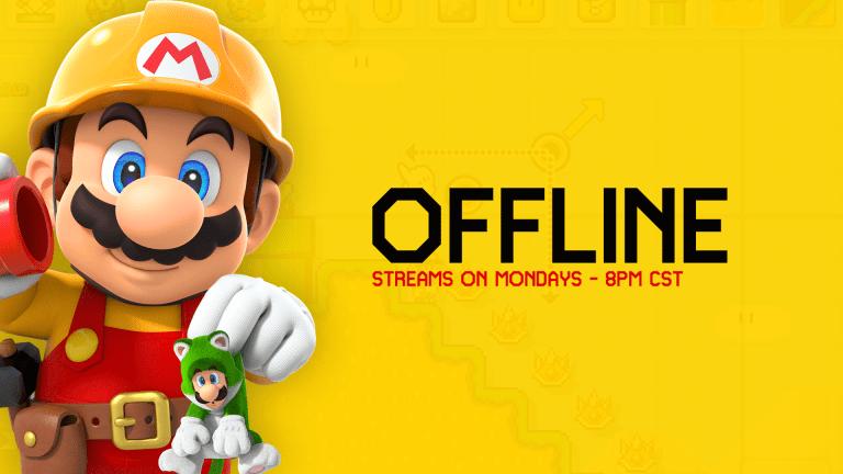 Mario Maker 2 Live Offline