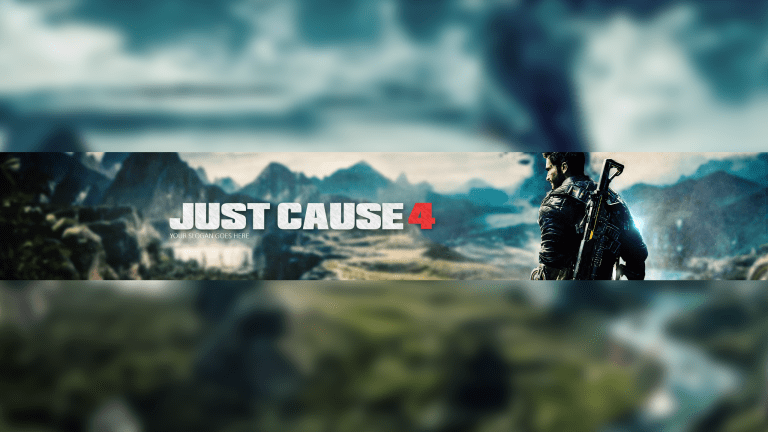 Just Cause 4 Banner