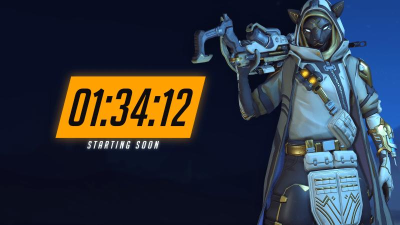 Overwatch Countdown