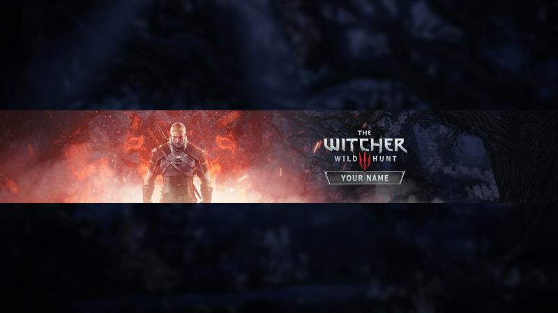 Witcher 3 Banner