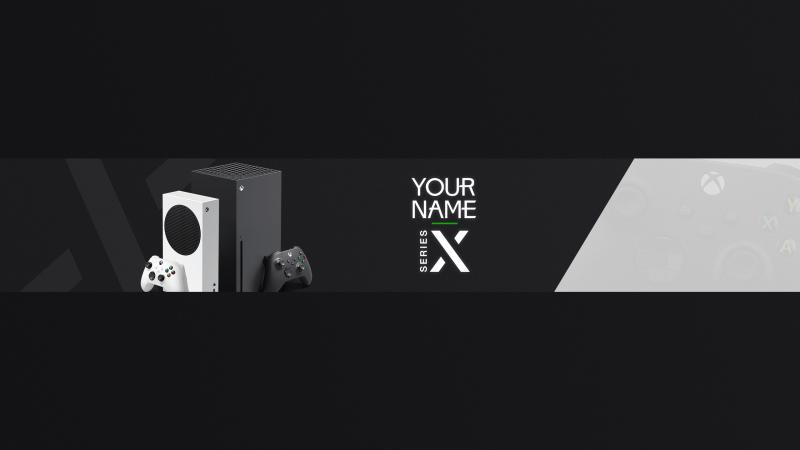 Xbox X Banner