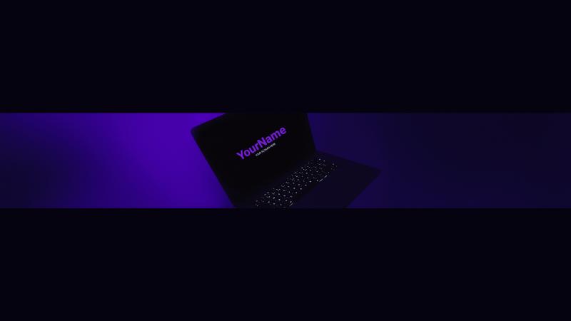 Macbook Banner